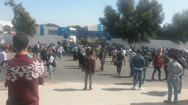 مقتل شخص في مواجهات عنيفة بين فصيلين طلابيين بأكادير