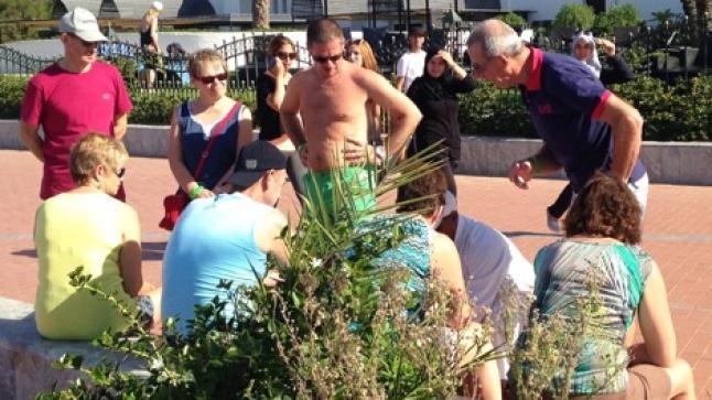 سياح يتعرضون للسرقة في فندق مصنف بأكادير