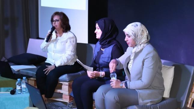 """صالون فلامون يناقش """"الإستغلال الجنسي للمرأة"""" في المجتمع المغربي (صور)"""