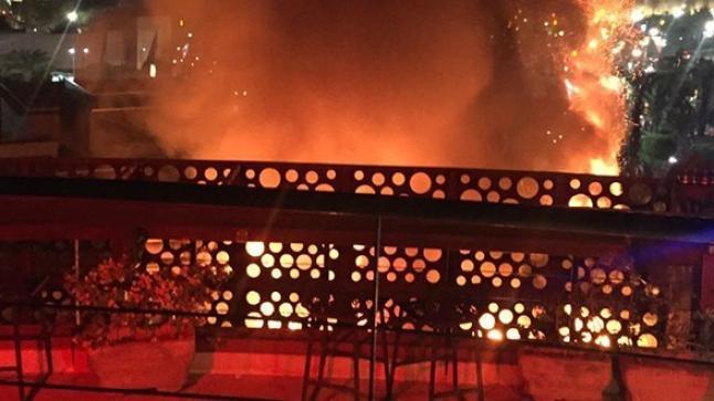 وفاة شاب في حريق بملهى ليلي بأكادير ونقل آخر إلى مستعجلات مراكش