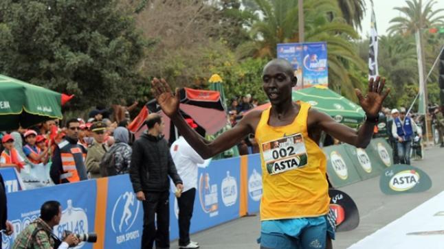 تتويج مغربي إثيوبي في الماراثون الدولي لتارودانت