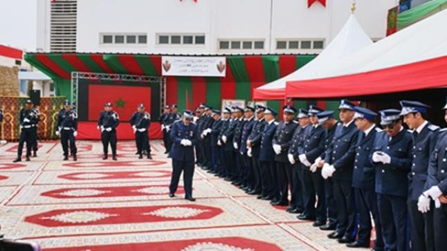 ولاية أمن أكادير تحتفل بالذكرى الـ63 لتأسيس الأمن الوطني (صور)