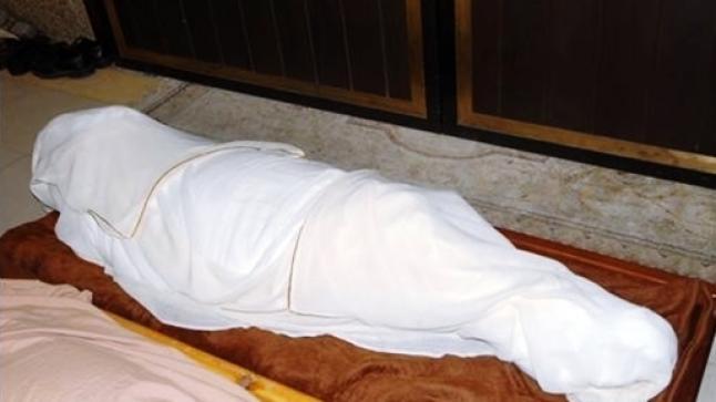 العثور على جثة سيدة احتفت عن الأنظار باشتوكة أيت باها