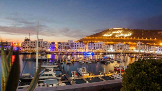 أكادير تتجاوز سقف 1 مليون ليلة سياحية في الفصل الأول من 2019