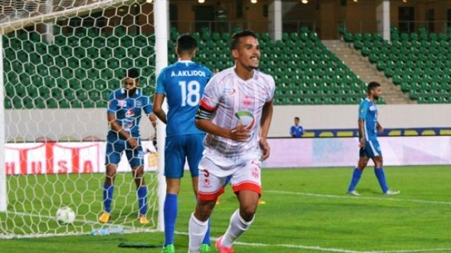 رسميا.. لاعب حسنية أكادير جلال الدودي ينتقل إلى الدوري السعودي