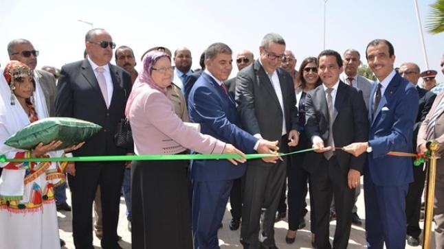 مشاريع جديدة تم إعطاء انطلاقتها بالمنطقة الصناعية لأكادير