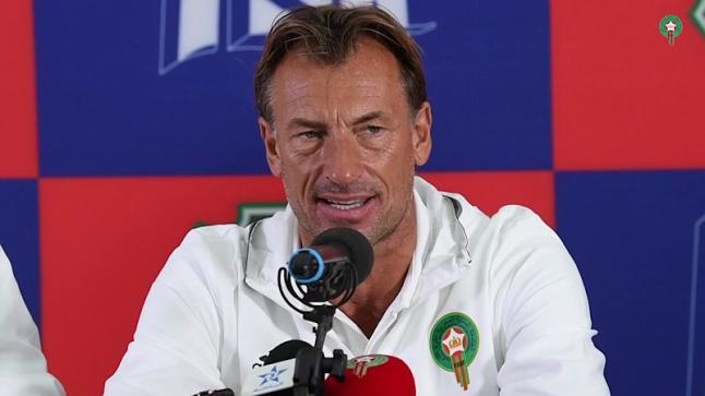 رسميا.. رونار يعلن رحيله عن تدريب المنتخب المغربي ويوجه رسالة للملك محمد السادس