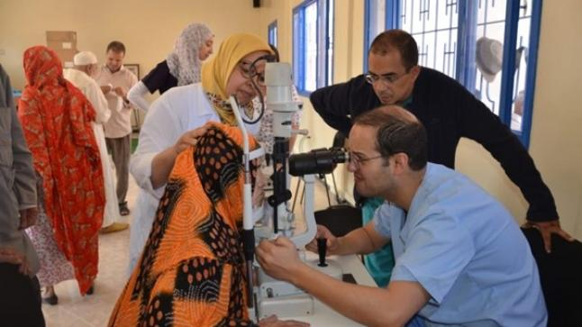 أزيد من 2000 شخص استفادوا من الحملة الطبية الجراحية شمال أكادير