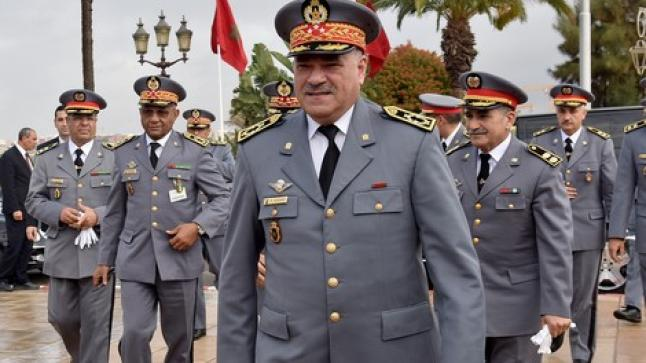 """الجنرال """"حرمو"""" يقود حركة تنقيلات واسـعة في صفوف الـدرك الملكي تشمل أكادير وإنزكان"""