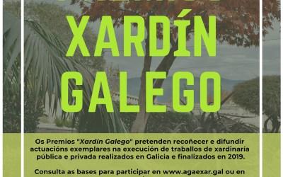 CONVOCATORIA DEL PREMIO XARDIN GALEGO 2019: Participa, hazlo por tus clientes
