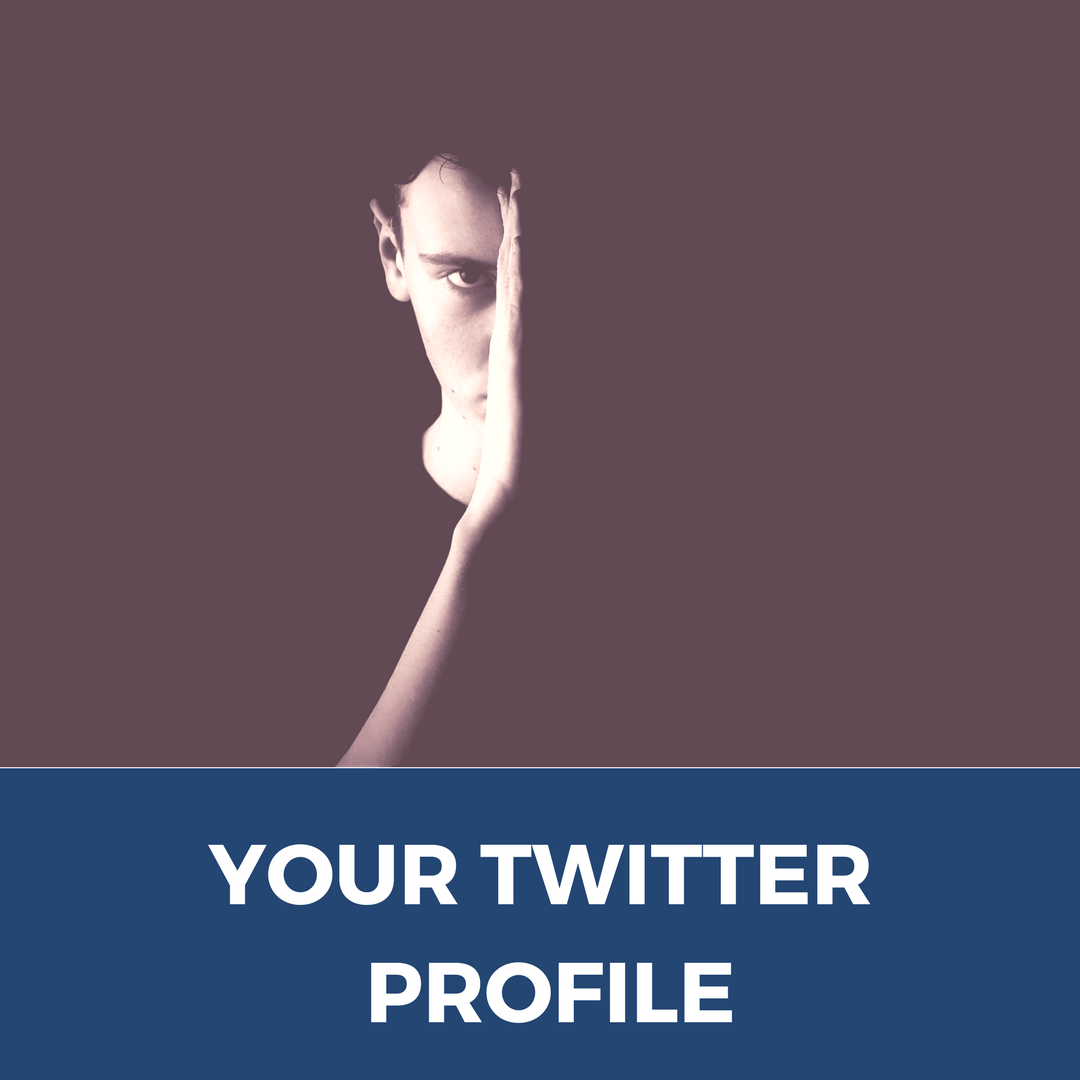 YOUR TWITTER PROFILE THUMBNAIL
