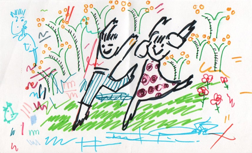 ATG Quirkies: Doodles from Around the World