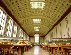 UC Berkeley library