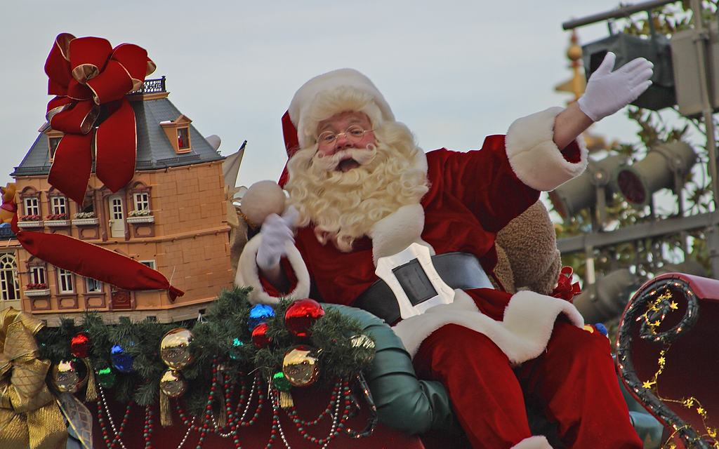 ATG Quirkies: Santa is More Friendly and Just as Reliable as your Doctor