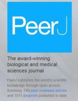 PeerJ logo