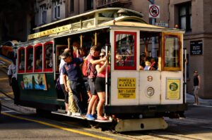 san-francisco-cable car pixabay