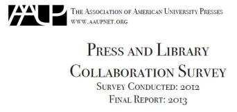AAUP Report Cover