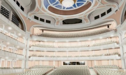 """ATG """"I Wonder"""" Wednesday: I know that the 2015 Charleston Conference will be using a new venue — the Gaillard Center — for plenaries and other major events"""