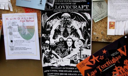 ATG Quirkies: Love Lovecraft? Sleep in His Home…Double Dare