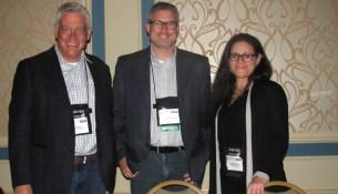 Neil Block, Tim McGeary, Elizabeth Leonard
