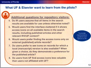 UF-Ellsevier Pilot 002