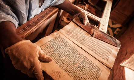 ATG Quirkies: Lost Libraries in the Desert