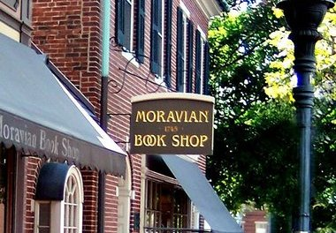 ATG Quirkies: America's Oldest Bookstore and Its Resident Ghost