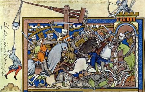 ATG Quirkies: Game of Thrones as Depicted in Medieval Manuscripts