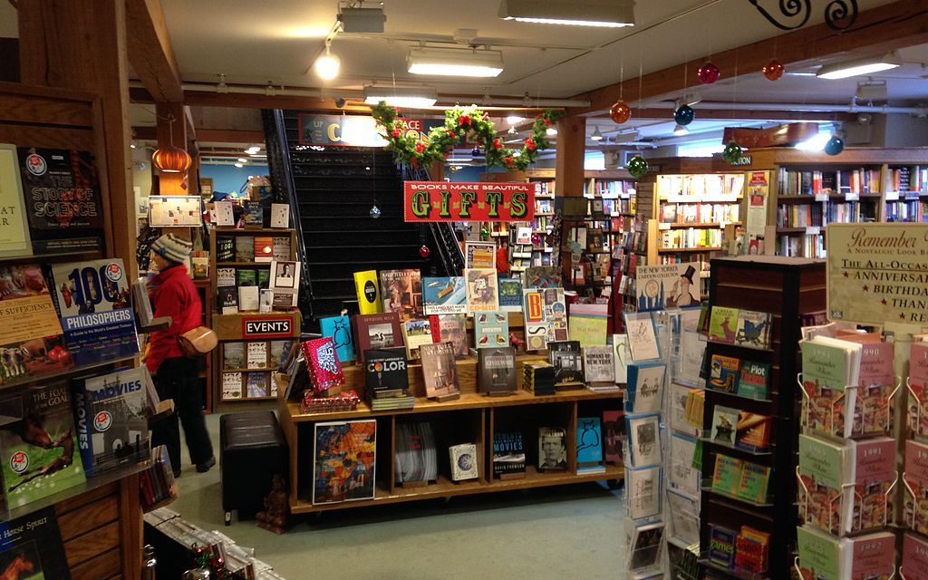 ATG NewsChannel Original: Indie Bookstores Fight Back – Working To Recreate These Institutions (Part 2)