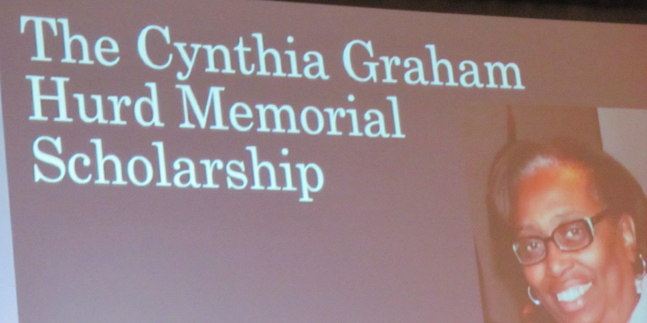 The Cynthia Graham Hurd Memorial Scholarship