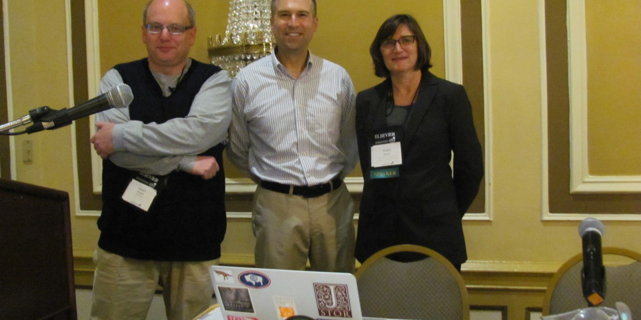 Industry Issues and Trends Update: Saturday Morning with Rick, Maria, and Gary