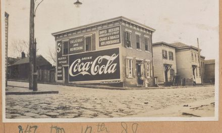 "ATG Quirkies: ""Ghost Signs"" Are a Window Into the Past"
