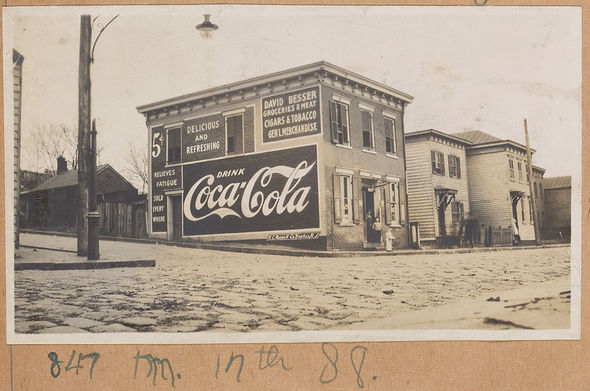 """ATG Quirkies: """"Ghost Signs"""" Are a Window Into the Past"""