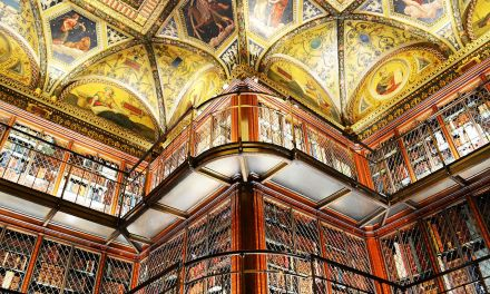 ATG Quirkies: What Did the Morgan Library Smell Like in 1906?