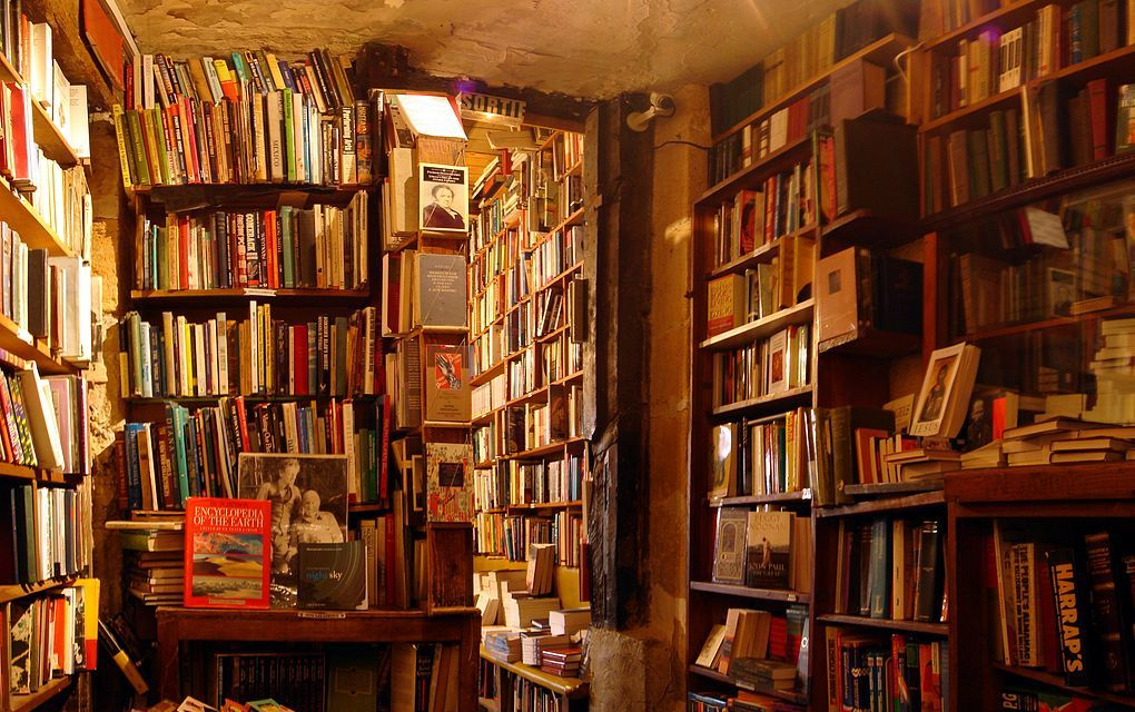 ATG Book of the Week: Shakespeare and Company, Paris: A History of the Rag & Bone Shop of the Heart