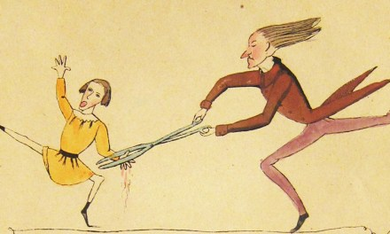 ATG Quirkies: The 19th-Century Book of Horrors That Scared German Kids Into Behaving