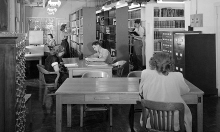 ATG Quirky: The Librarian Who Guarded the Manhattan Project's Secrets