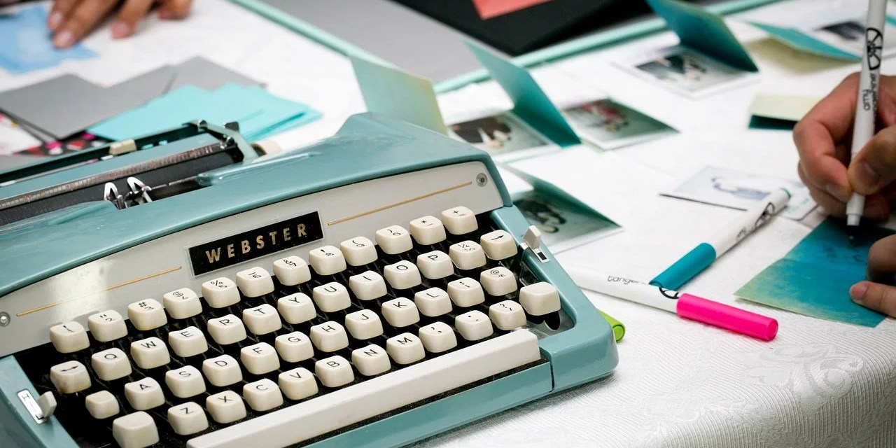 ATG Quirkies: Eleven reasons to use a typewriter