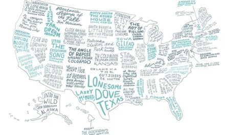 ATG Quirkies: South Carolina will make you hungry: the best book for each state