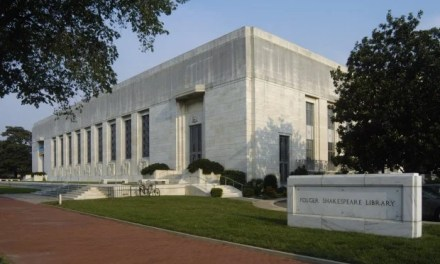 ATG Quirkies: Washington, Lincoln, Shakespeare: The Building of the Folger Library
