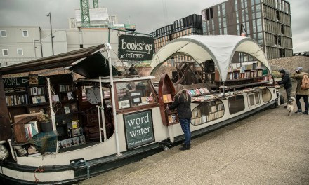 ATG Quirkies: Bookstore on a Boat: What's Not to Love?