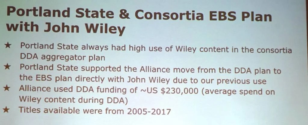 Wiley Plan - 1