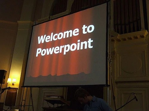 """ATG """"I Wonder"""" Wednesday: Do you still think PowerPoint is an effective presentation/instruction tool?"""