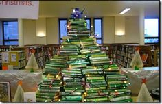 ATG Quirkies: The Best Christmas Book Trees