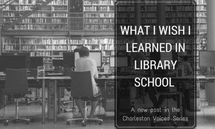 What I Wish I Learned in Library School
