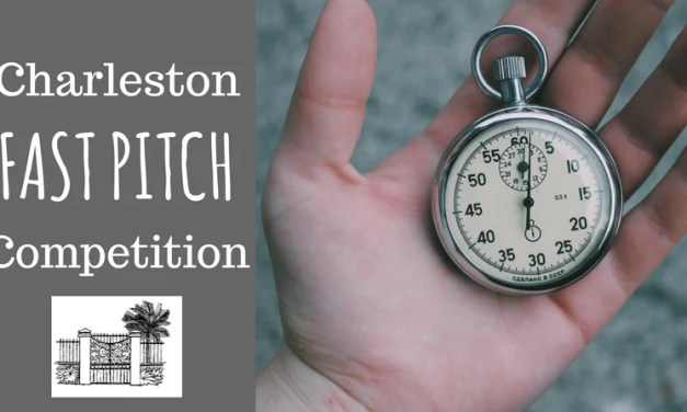 Reminder: Fast Pitch Competition Nomination Deadline
