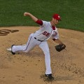 Washington Nationals pitcher Doug Fister has experienced a rocky first part of the MLB season. Flickr/http://bit.ly/1AgfiGt