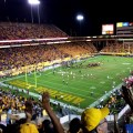 Arizona State will attempt to get over 8.5 wins this season. Flickr/http://bit.ly/1KOoOmJ/Kevin Schraer