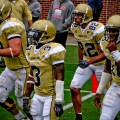 Georgia Tech deserves to be one of the favorites to target in the week 10 college football picks. Flickr/Hector Alejandro/http://bit.ly/1GUzm0G