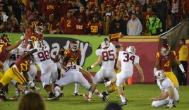 The Stanford Cardinal should get some attention in the Pac-12 college football odds picture. Flickr/http://bit.ly/1HC2s31
